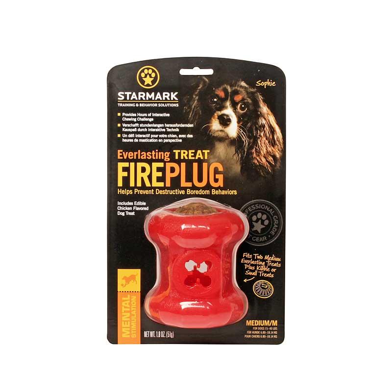 jouet distributeur friandise everlasting fire plug medium tt28. Black Bedroom Furniture Sets. Home Design Ideas
